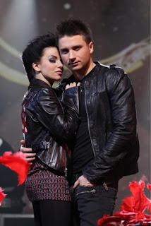 Yulia Volkova si Sergei Lazarev