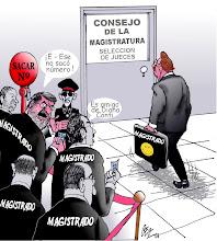 SELECCIÓN DE JUECES