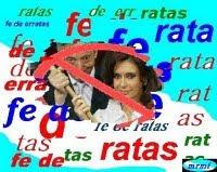FE DE RATAS