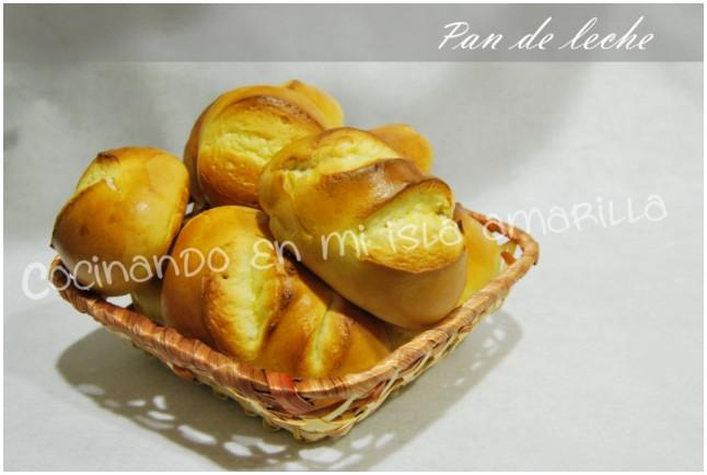 Pan de leche Xabier Barriga