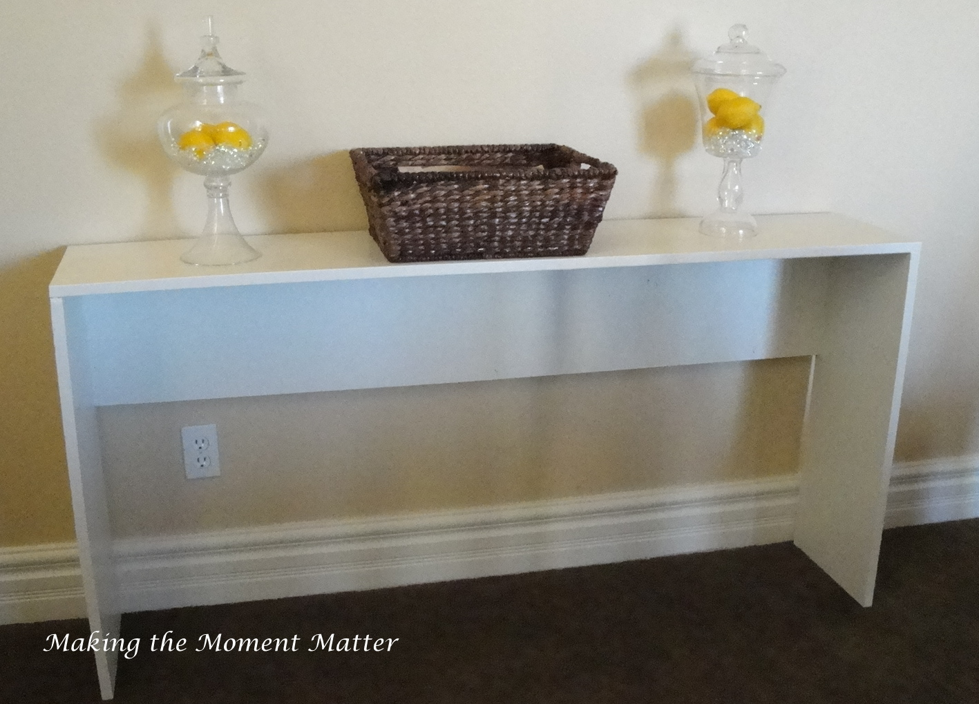Build A Buffet Table
