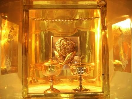 Adoración a Jesús Sacramentado en Vivo