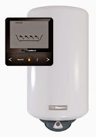 thermor visualis chauffe-eau électrique à commande digitale