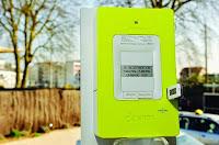 Linky EDF ERDF compteur electrique intelligent Lyon