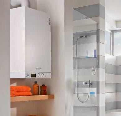 viessmann vitopend 100 w wh1d nouvelle chaudi re bt elyotherm. Black Bedroom Furniture Sets. Home Design Ideas