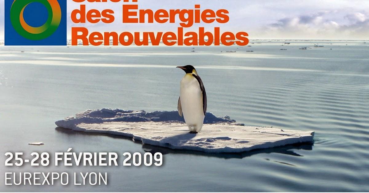 Salon des nergies renouvelables 2009 lyon eurexpo for Salon energie renouvelable