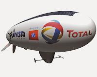 ballon dirigeable solaire INSA lyon