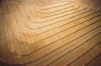 plancher chauffant cuivre basse temperature