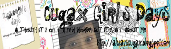 .::Cugax Girl's Days::.