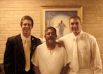 Brother Maldenado's Baptism