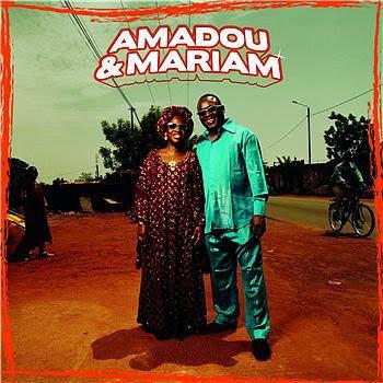 CHOCOLATE BOBKA: summer classic: Amadou & Mariam