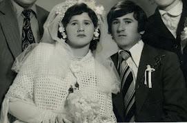 Moi roditelji Vlado i Milica Bikic