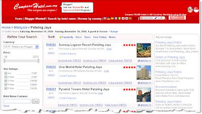 All hotel deals in Petaling Jaya