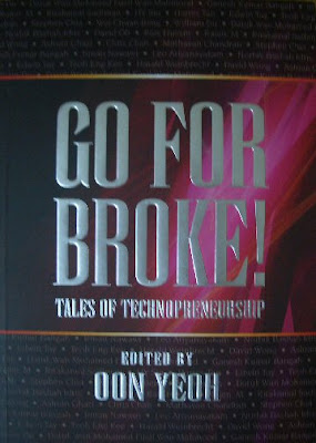 Go For Broke: Tales of Technopreneurship