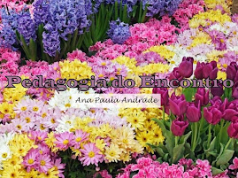 Eu vejo flores em você!
