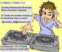 Leandro Franco Dj