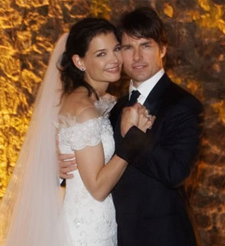 Cruz  Katie Holmes on Tom Cruise Married Katie Holmes