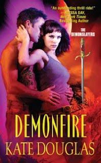 DEMONFIRE : THE DEMON SLAYERS by Kate Douglas (ARC)