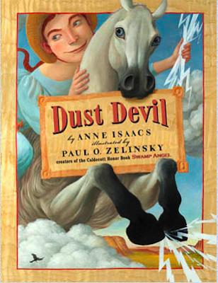 Dust Devil be Anne Isaacs