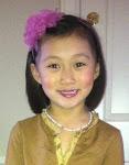 A, age 8