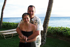 Louise and I in Hawaii