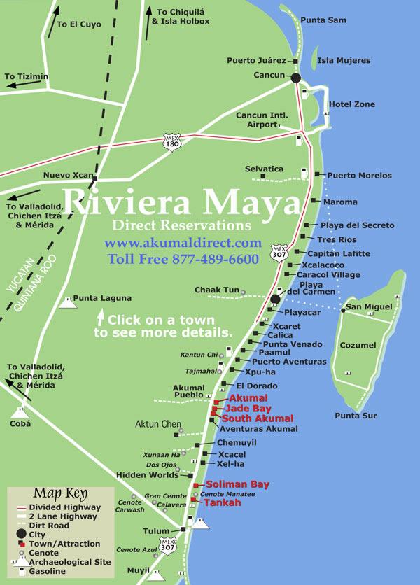Riviera Maya Mexico  city photos gallery : TravelinQs: Travel back in time in Mexico's Riviera Maya