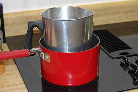 double boiler pot substitute
