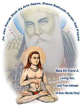 Baba Siri Chand Ji