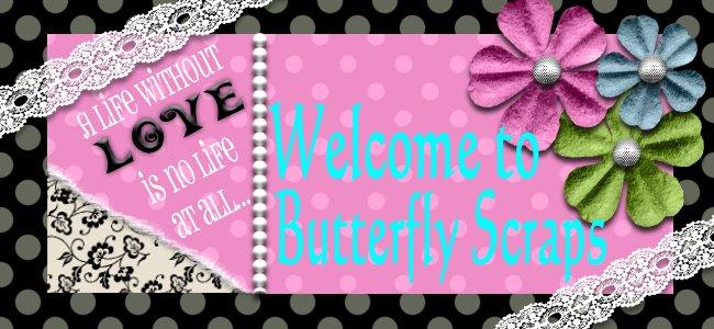 Butterfly Scraps