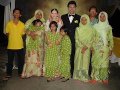 Familyku & Pengantin Hanim&Norimy