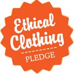 ethical clothing pledge