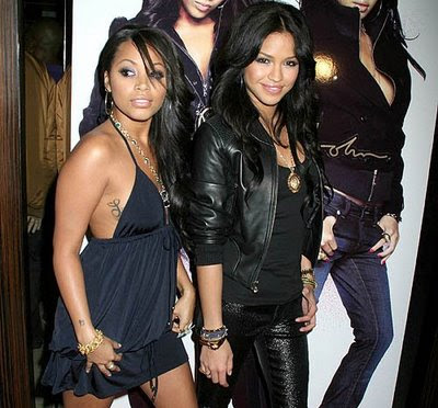 Cassie & Lauren London