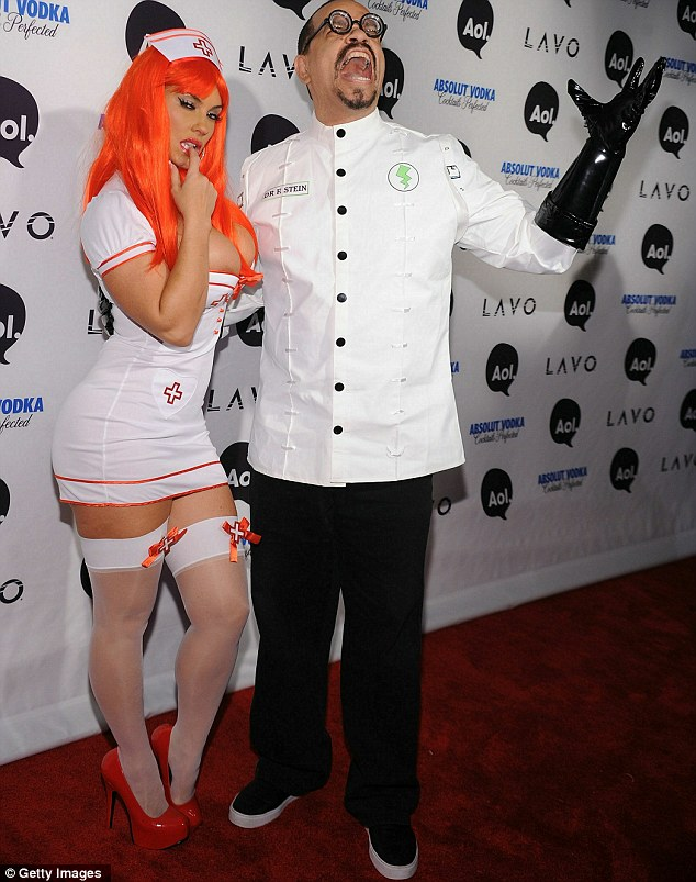 ice t wife coco bio. Ice T as Dr Frankenstein and