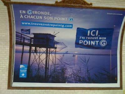 Gironde - Ici, j'ai trouvé mon point G