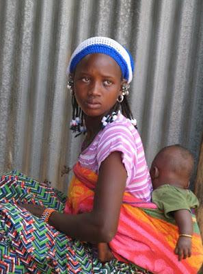 Burkina Faso - Warm distress