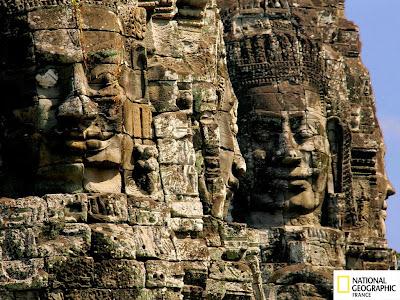 Cambodge - Ankhor - National Geographic