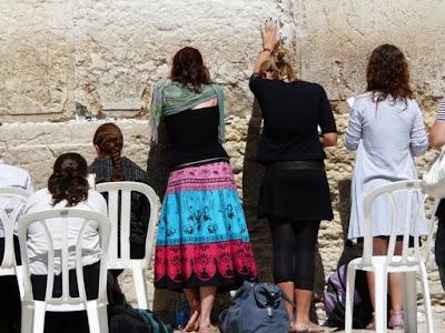 Israël - Mur des lamentations