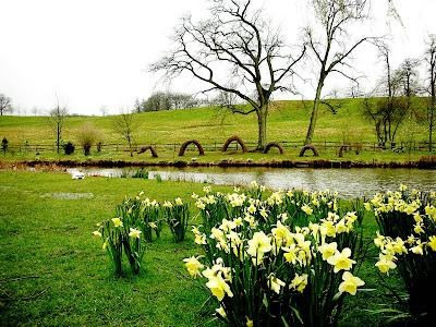Angleterre - Leeds Castle - Nessie a quitté l'Ecosse ..