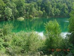 Jezioro marzenie... Foto: Marek Szałański