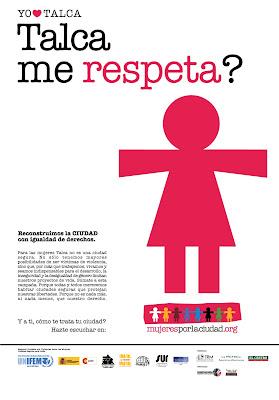 """Campaña Aliada """"Mujeres por la Ciudad"""""""