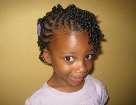 Natural Hairstyles For Kids 62