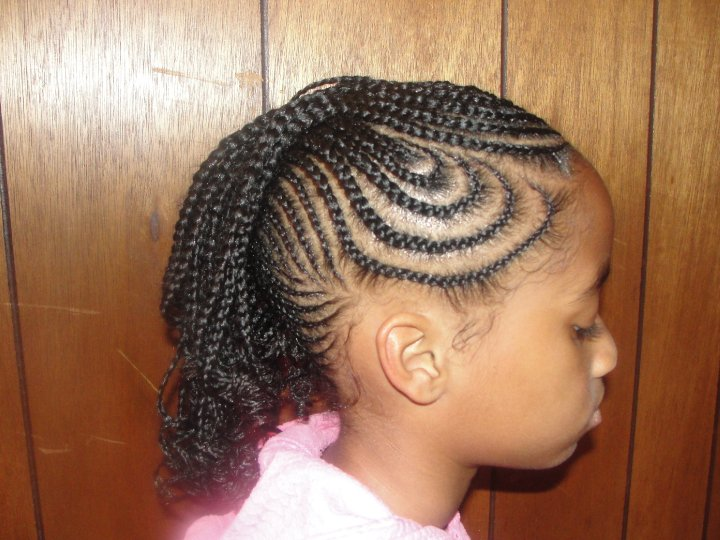 blackwomennaturalhairs...Kids natural hairstyles