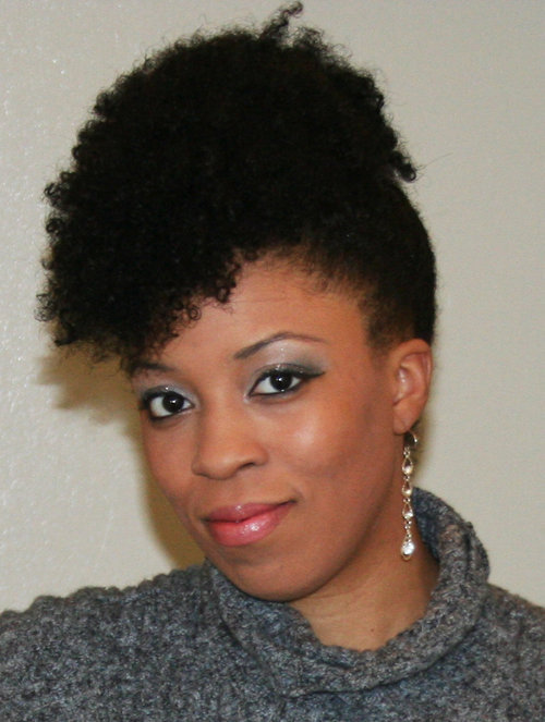 natural updo hairstyles for black women. Natural Updo Hairstyle