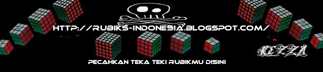 rubiks tutorial indonesia