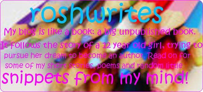 roshwrites