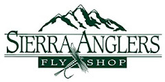 Sierra Anglers Fly Shop blog