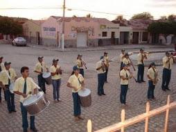 BANDA MUSICAL DE CAMPO DE SANTANA-PB