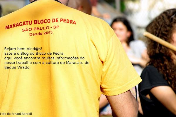 BLOCO DE PEDRA