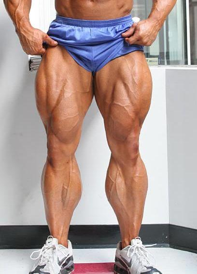 growth on legs #11