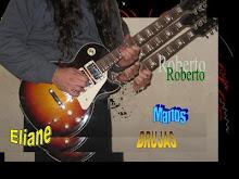 Roberto,guitarrista, manos brujas
